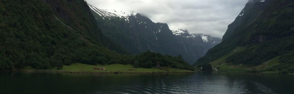 Norway Day 3: Nærøyfjord