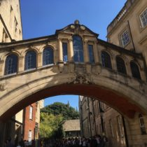 England Day 3: Oxford, part 1 1