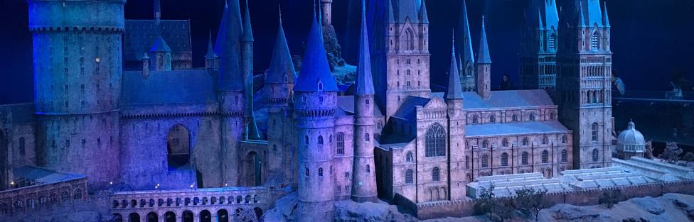 England Day 4: Harry Potter Studio Tour, part 2